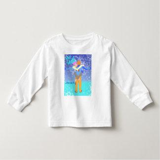 My World Ultimate Hug girls apparel Toddler T-shirt