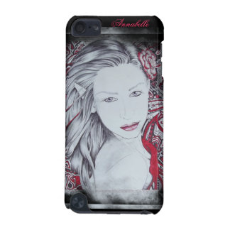 My World with Mist Frame (customizable) iPod Touch (5th Generation) Case
