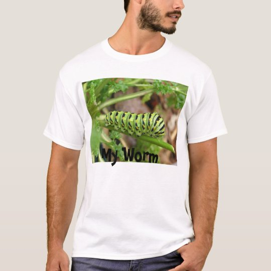 My Worm T-Shirt
