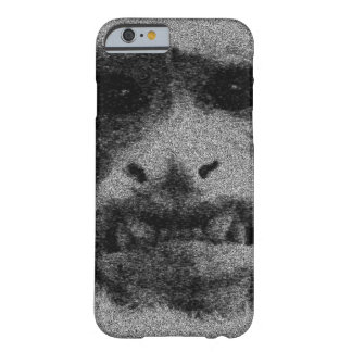 My Worry Face - static Barely There iPhone 6 Case