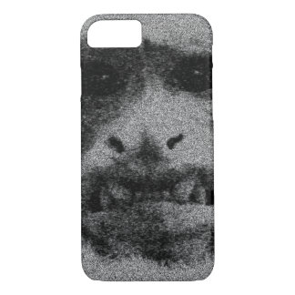 My Worry Face - static iPhone 7 Case