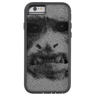 My Worry Face - static Tough Xtreme iPhone 6 Case