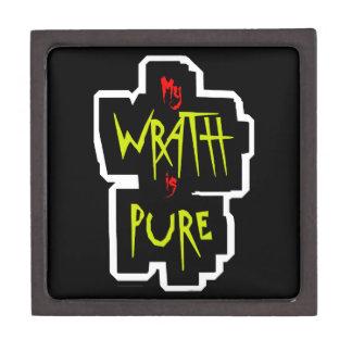 My WRATH is PURE Jewelry Box