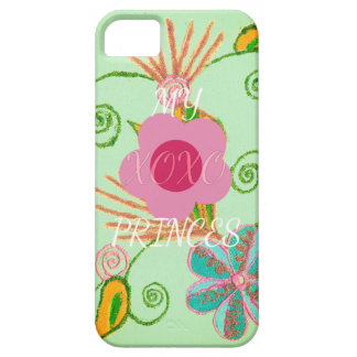 My XOXO Little Princess Design iPhone SE/5/5s Case