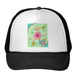 My XOXO Little Princess Design Trucker Hat