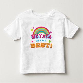 My Yaya Is the Best Shirt