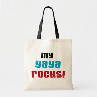 My Yaya Rocks T shirts and Gifts Tote Bag