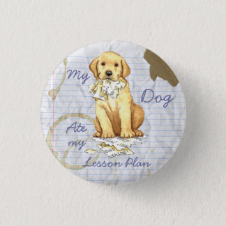My Yellow Lab Ate my Lesson Plan Button