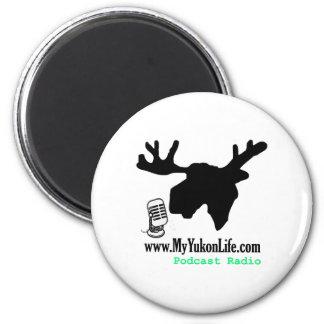My Yukon Life magnet