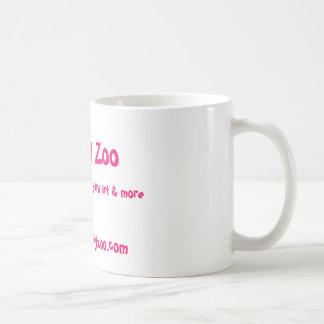 My Zany Zoo coffee mug