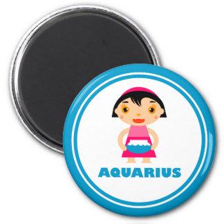 My Zodiac Sign is Aquarius Magnet
