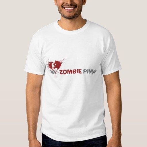 My zombie pinup t shirts