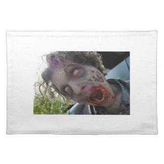 My Zombie Valentine Placemat
