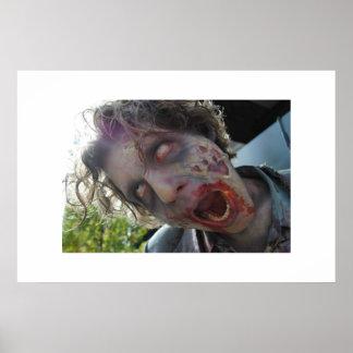 My Zombie Valentine Poster