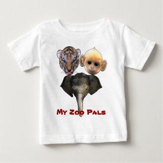 My Zoo Pals Baby T-Shirt