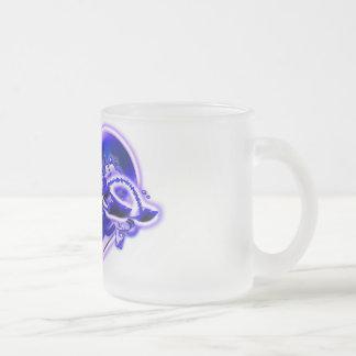 Mya Frosted Glass Coffee Mug