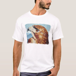 Mya - Red-tail Hawk T-shirt