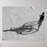 Myamar, Bagan, muchacho joven que monta una bici e Impresiones