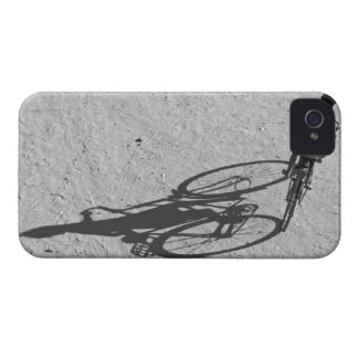 Myamar, Bagan, Young boy riding a huge bike and iPhone 4 Case-Mate Case