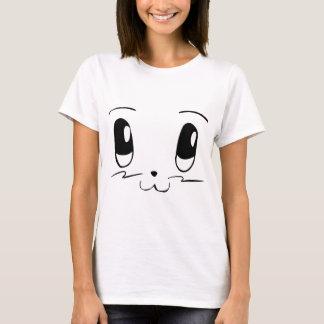 Myan Face (Black) T-Shirt