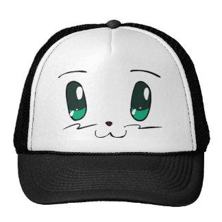 Myan Face (Color) Hat