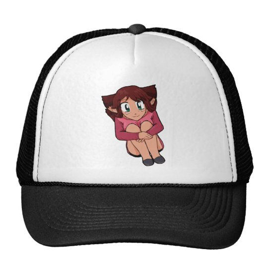 Myan Jump Trucker Hat