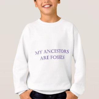 Myancestors es fósiles sudadera