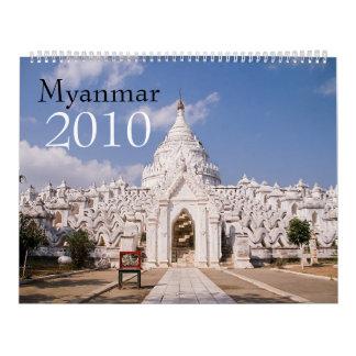 Myanmar 2010 Calendar