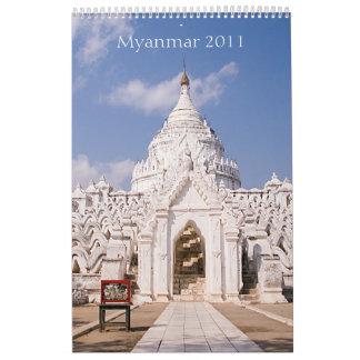 Myanmar 2011 Calendar
