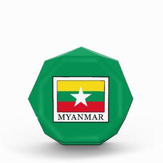 Myanmar Acrylic Award