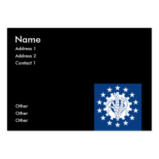 Myanmar Large Business Cards (Pack Of 100)