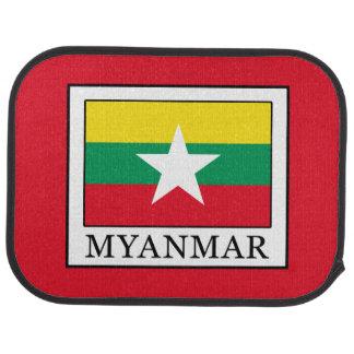 Myanmar Car Floor Mat