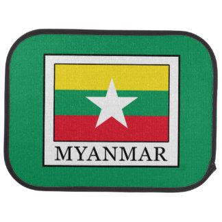 Myanmar Car Mat
