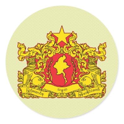 Lambang Negara Myanmar