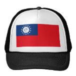 Myanmar Family Hat
