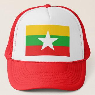 Myanmar Flag Hat