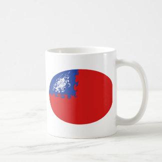 Myanmar Gnarly Flag Mug