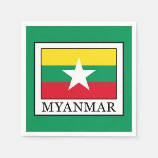 Myanmar Paper Napkin