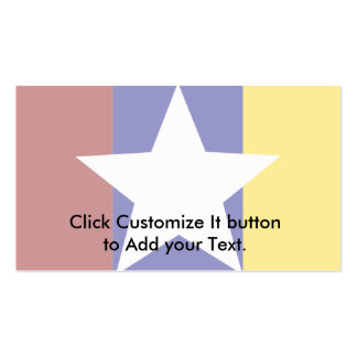 Myanmar Police, Myanmar flag Double-Sided Standard Business Cards (Pack Of 100)