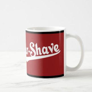 Myanmar-Shave - updated Burma-Shave Coffee Mug