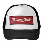 Myanmar-Shave - updated Burma-Shave Trucker Hat