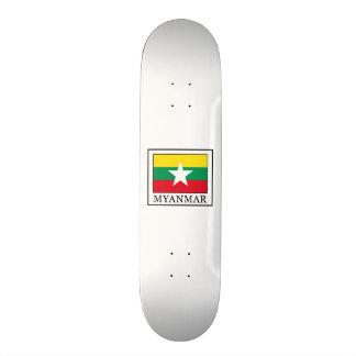 Myanmar Skateboard Deck