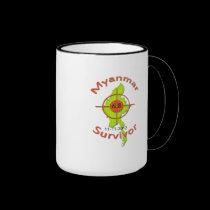 Myanmar Survivor 6.8 Earthquake 11-11-2012 Mug