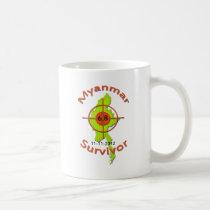 Myanmar Survivor 6.8 Earthquake 11-11-2012 Mugs