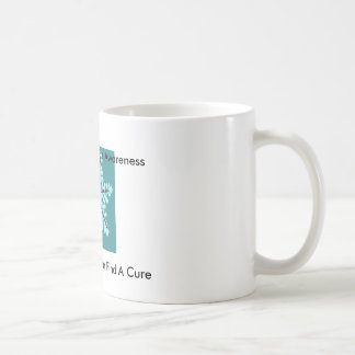 Myasthenia Gravis Awareness Classic White Coffee Mug