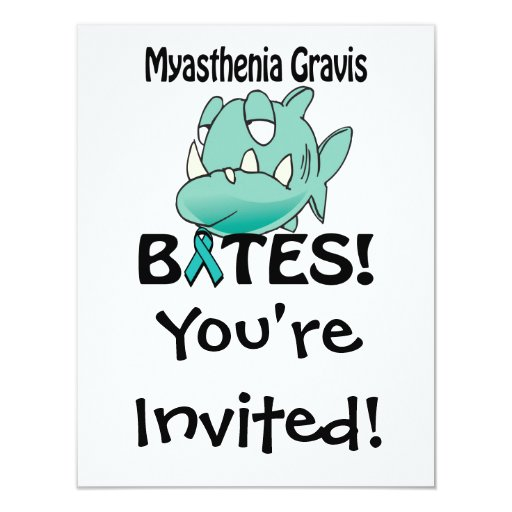 Myasthenia Gravis BITES Announcements