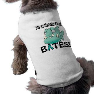 Myasthenia Gravis BITES Dog T-shirt