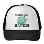 Myasthenia Gravis BITES Trucker Hats