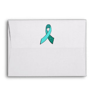 Myasthenia Gravis Greeting Card Envelopes