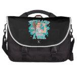 Myasthenia Gravis Modern Rosie Fight Like a Girl Commuter Bag